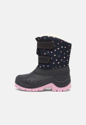 Zimní obuv - multi-coloured