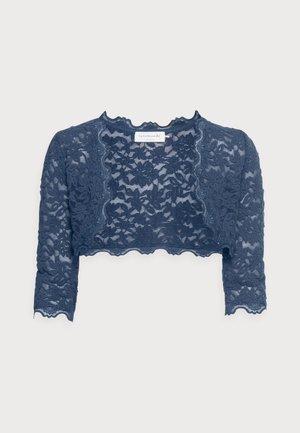 BOLERO - Cardigan - denim blue