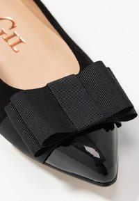Paco Gil - PARKER - Ballet pumps - black - 2