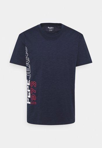 DOUGLAS - T-shirt med print - thames