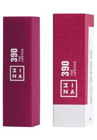 3ina - THE LIPSTICK - Lippenstift - 390 dark plum - 2