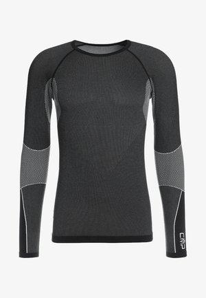 SEAMLESS - Undershirt - schwarz