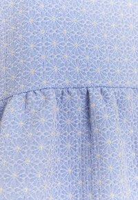 Sister Jane - PARADE BABY DOLL MINI DRESS - Kjole - blue - 2