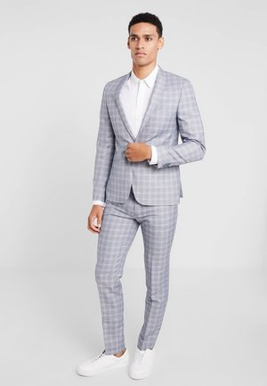 NORDKAPP SUIT - Traje - light blue