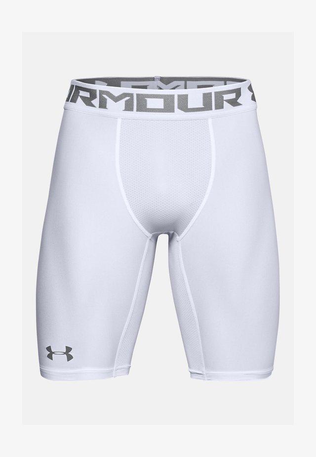 HG ARMOUR 2.0 LONG SHORT - Onderbroek - white