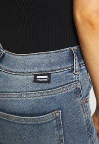 Dr.Denim - LEXY - Jeans Skinny Fit - westcoast blue ripped - 4