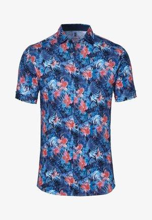 Shirt - blue  mandalay