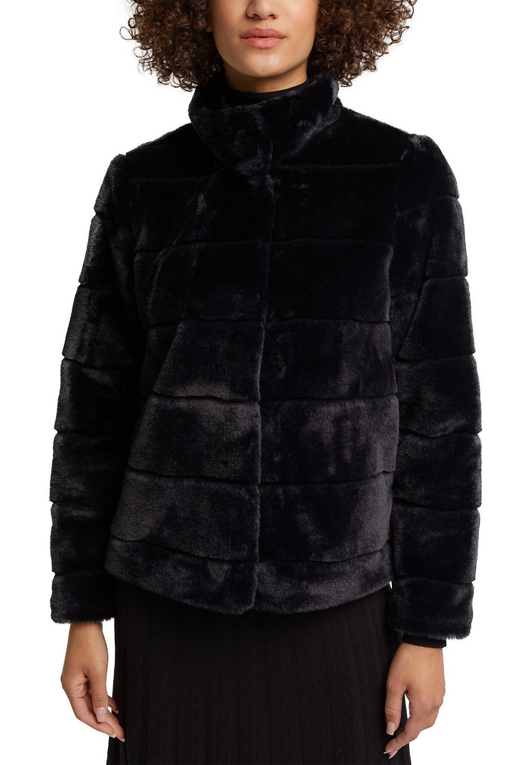 Esprit Collection Übergangsjacke black/schwarz