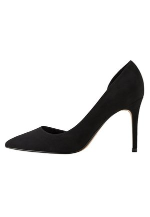 AUDREY - Højhælede pumps - sort