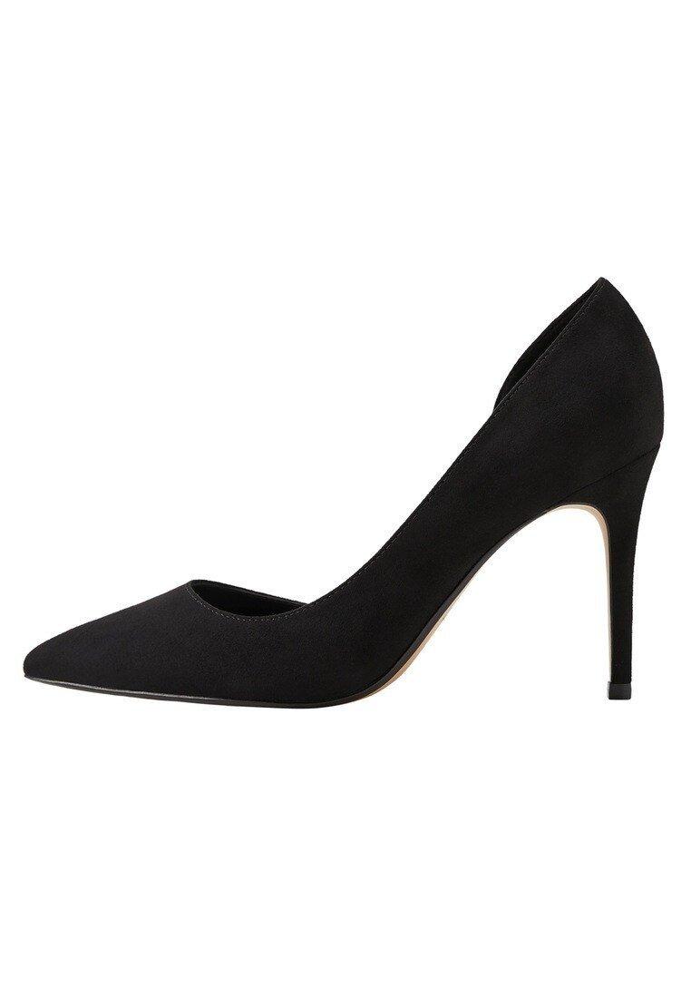 Mango - AUDREY - High heels - sort