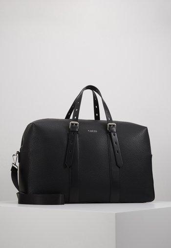 DAN - Weekend bag - black