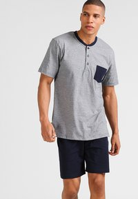 Ceceba - SET - Pyjama set - navy blaze - 0