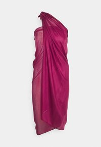 LASCANA - PAREO - Wrap skirt - dunkelbeere - 2