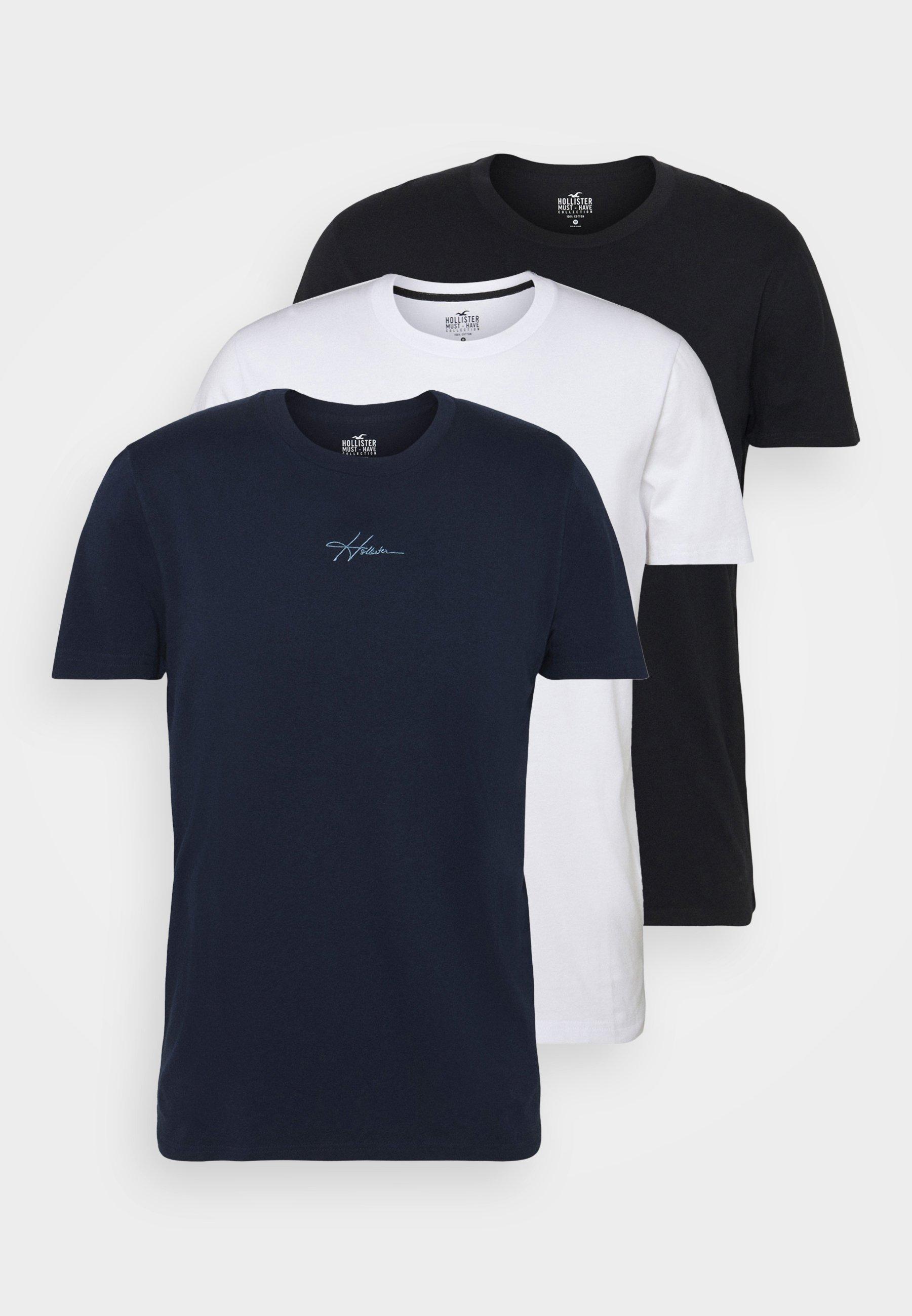 Homme SCRIPT CREW  - T-shirt basique
