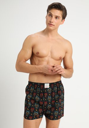 TURBOCOLOUR - Boxer shorts - black