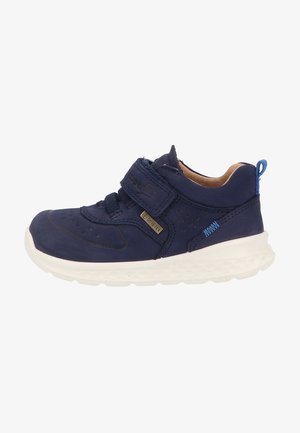 Touch-strap shoes - blau/blau