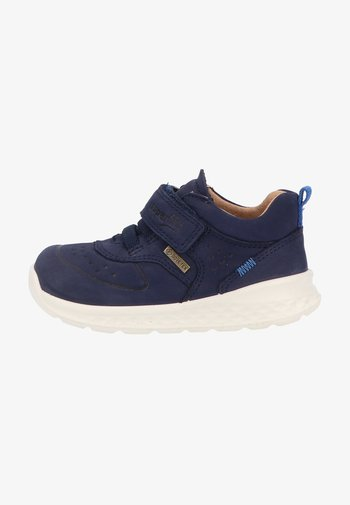 Touch-strap shoes - blau/blau