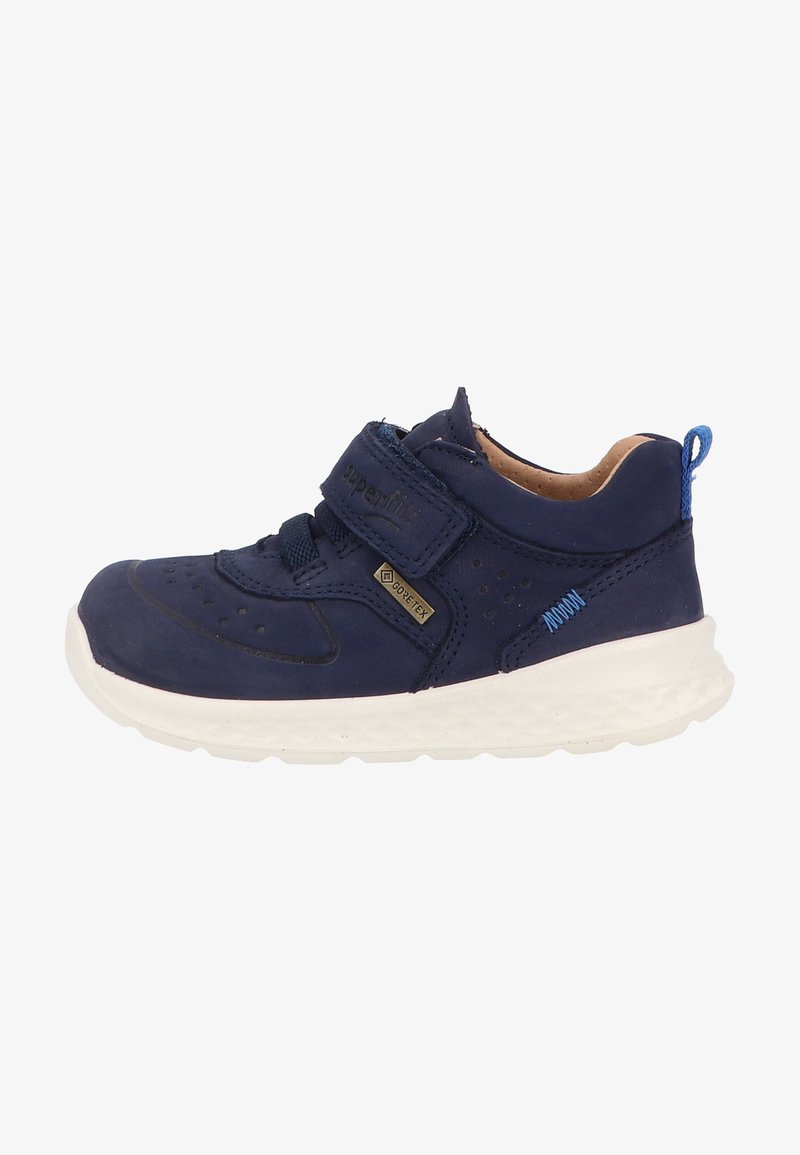 Superfit - Touch-strap shoes - blau/blau