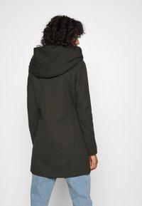 ONLY - ONLSEDONA - Krátký kabát - rosin melange - 2