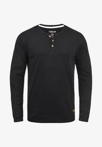Solid - VOLKO - Long sleeved top - black - 3