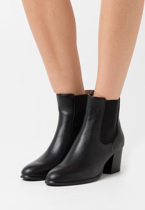 MAZE - Classic ankle boots - creamy black