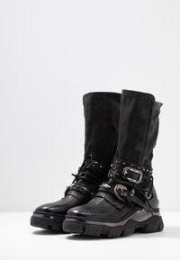 A.S.98 - Platform boots - nero - 4