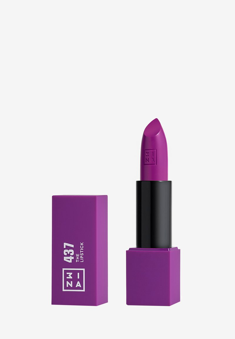 3ina - THE LIPSTICK - Lipstick - 437 rich purple