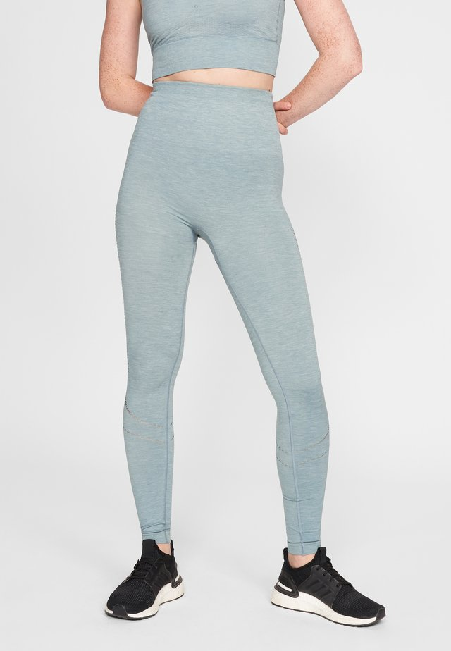 ROSIE SEAMLESS T - Legging - stormy sea
