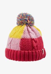 Esprit - SCARVES HAT - Čepice - candy pink - 1