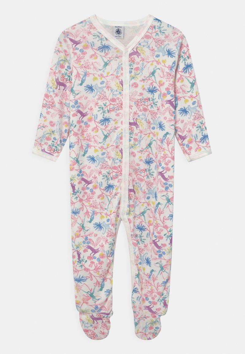 Petit Bateau - DORS BIEN - Sleep suit - marshmallow