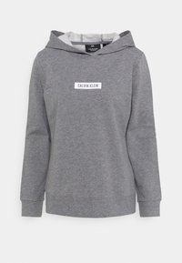 HOODIE - Jersey con capucha - grey