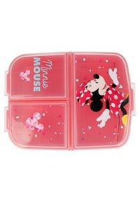 Mickey & Minnie - Lunch box - pink - 1