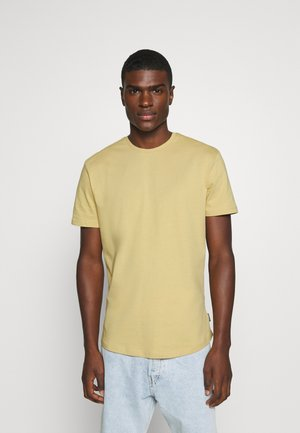 UNISEX - Basic T-shirt - tan