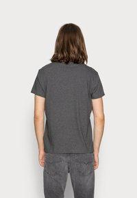 GANT - ORIGINAL - T-shirt - bas - anthracite - 2