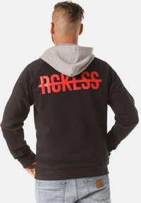 Young and Reckless - Hoodie - black - 1