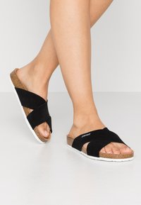 Esprit - MOLLY  - Sandaler - black - 0