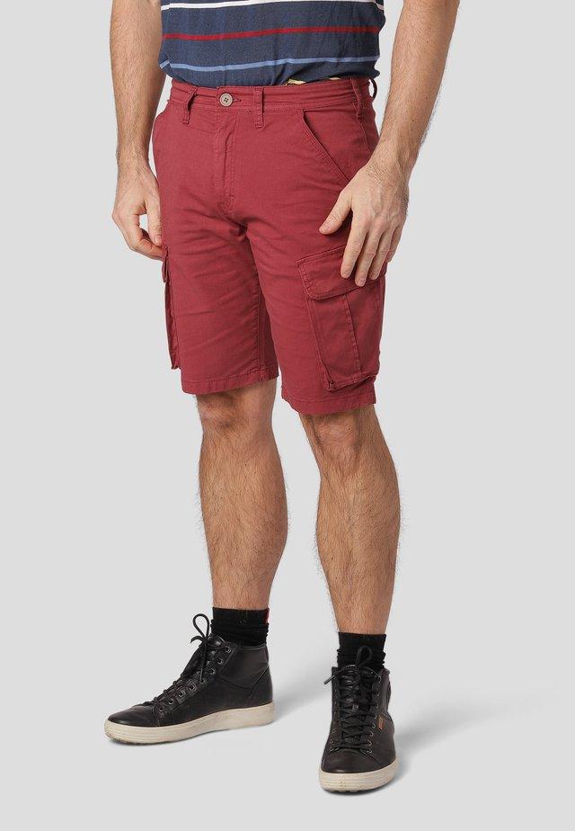 Shorts - biking red
