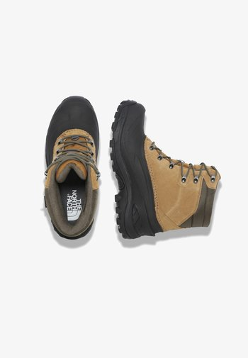 M CHILKAT IV - Lace-up ankle boots - utility brn/new taupe grn