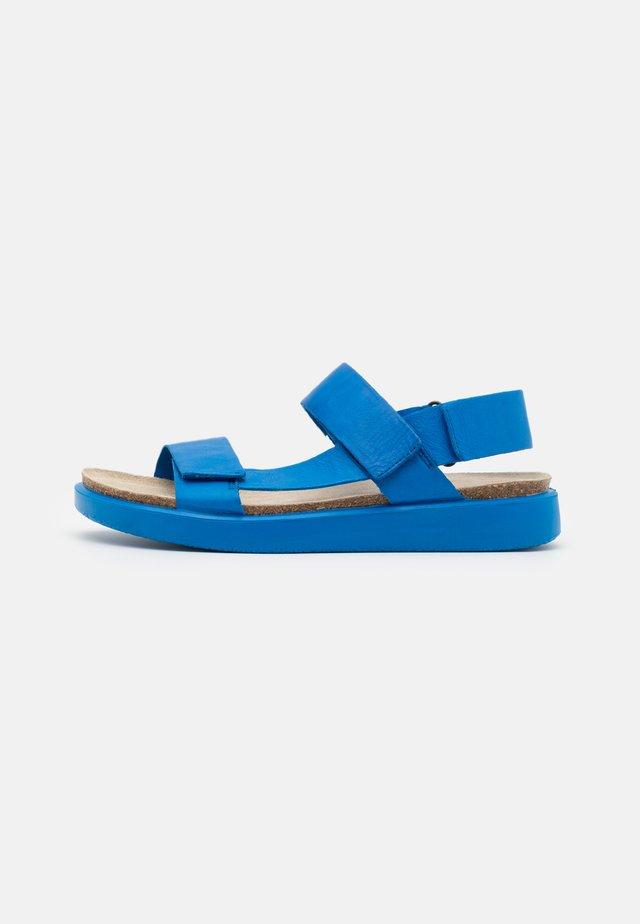 CORKSPHERE  - Sandali - dynasty blue