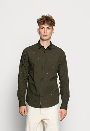 FIXED POCHET FIL COUPÉ POPLIN - Shirt - combo