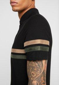 Zign - Polo shirt - black - 3