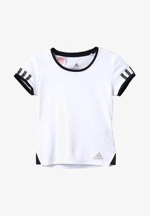 CLUB TEE - Print T-shirt - white