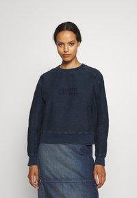 Alberta Ferretti - Sweatshirt - blue - 0