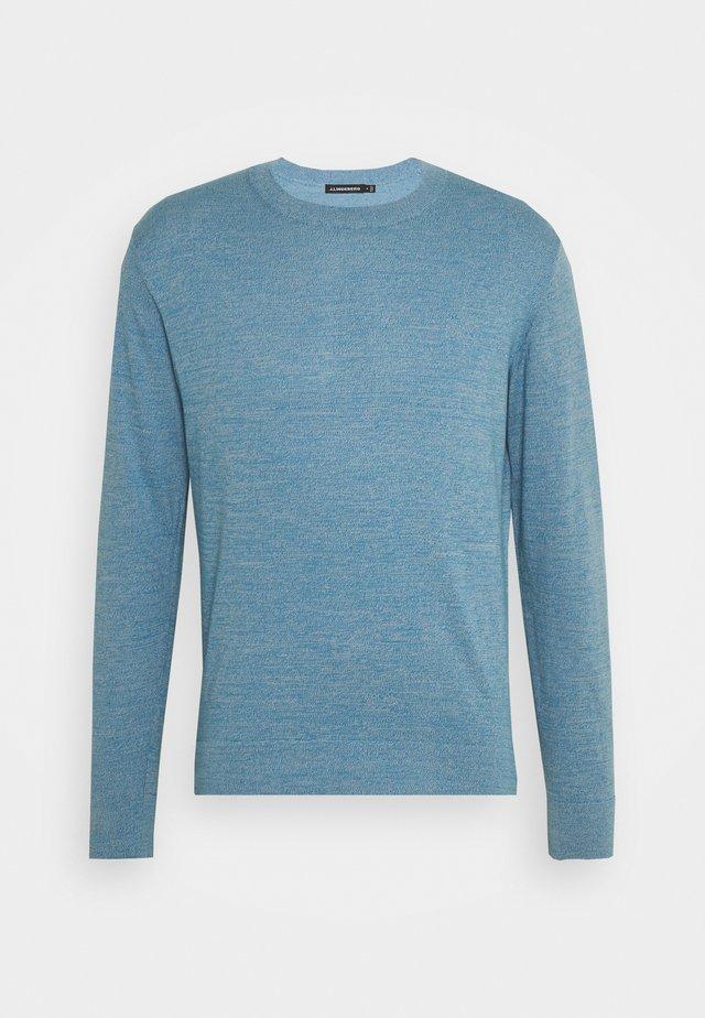 NIKLAS MOULINE - Sweter - spring blue