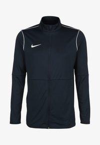 Nike Performance - PARK - Training jacket - obsidian / white - 0