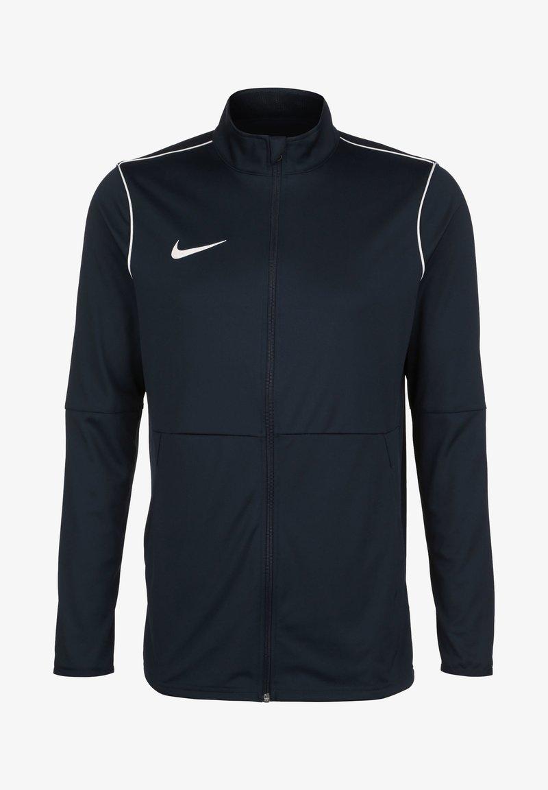 Nike Performance - PARK - Training jacket - obsidian / white
