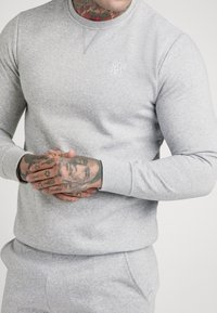 SIKSILK - Sweatshirt - grey marl - 4