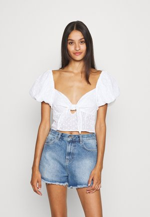 PIECE OF CAKE BLOUSE - Blouse - white