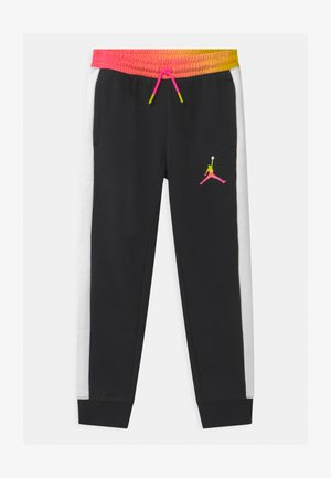 JUMPMAN AIR RISE - Pantaloni sportivi - black