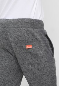 Superdry - Tracksuit bottoms - flint grey grit - 3